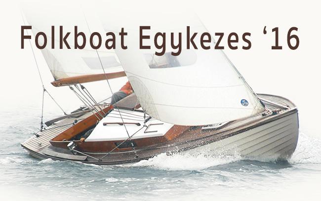 Folkboat Egykezes '16