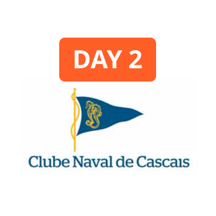 Cascais Dragon Winter Series Day 2