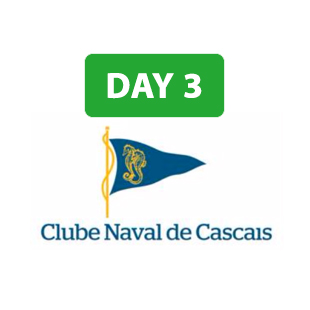 CNCascais DRAGON 3rd day