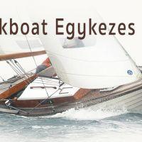 Folkboat Egykezes 2019 - Kwindoo, sailing, regatta, track, live, tracking, sail, races, broadcasting